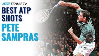 Pete Sampras: Best-Ever ATP Shots