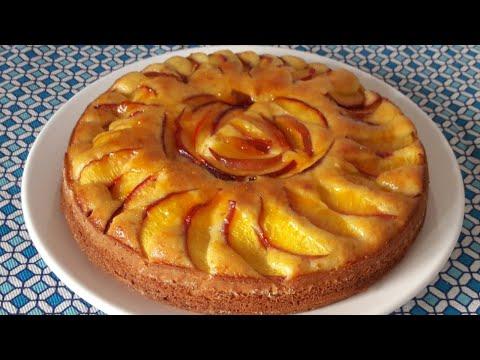 كيكة-شهوة-منها-لذييييذة-بزاف-ومنعشة-سهلة-وبسيطة-في-المتناول-/mon-cake-préfèré-à-la-pêche-toop