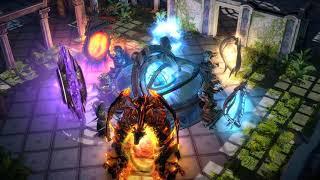 Path of Exile: Delirium introduces an option to randomise your portals!