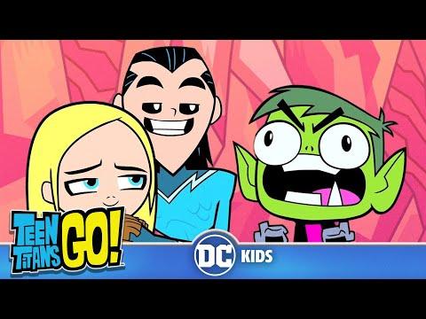 Teen Titans Go! | Aqualad Returns! | DC Kids