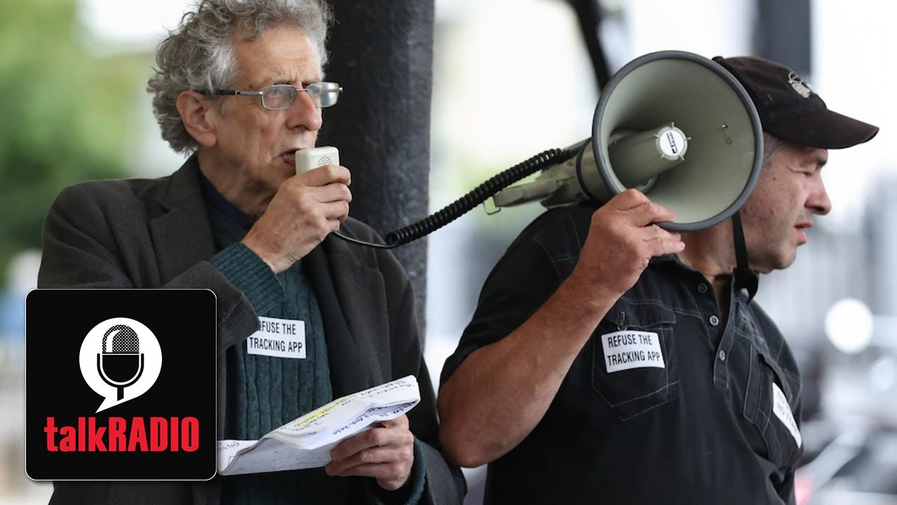 """Piers Corbyn: It's """"quite likely"""" Sadiq Khan was responsible for my arrest at anti-lockdown protest"""