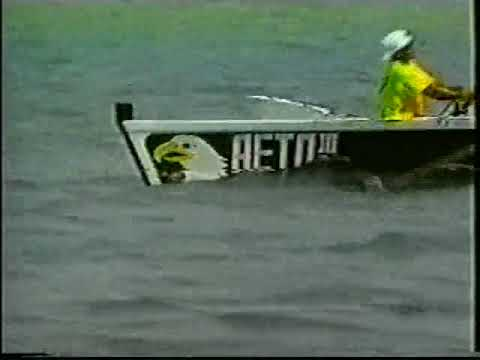 Apia Flag Day Fautasi Race 1994