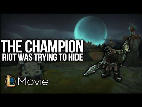 Do You Remember The Champion So Broken Riot Tried To Hide It?   A League Of Legends Movie