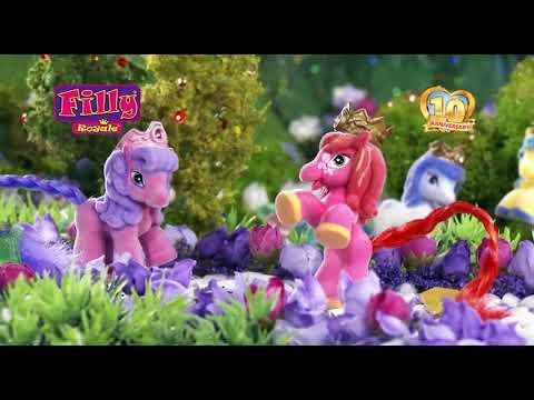 Filly Royale konjički Baby center SLO - YouTube