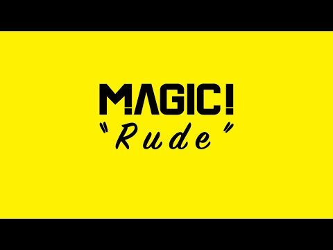 MAGIC! - Rude (Emo Remix) (Lyric Video)