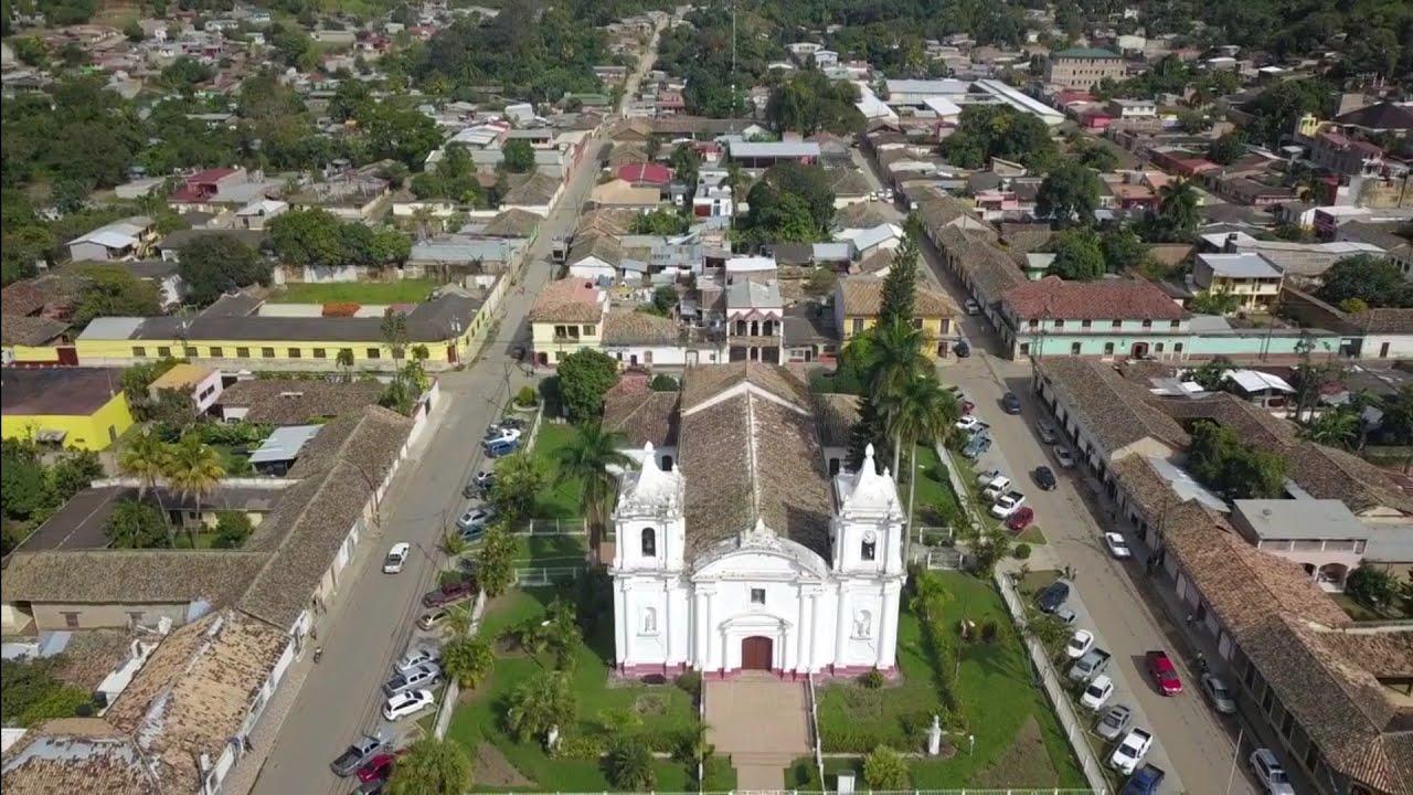 Danli el Paraíso Honduras 2019 - YouTube