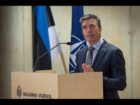 Defending Allies, Sharing Responsibility, Upholding Values - NATO Secretary General