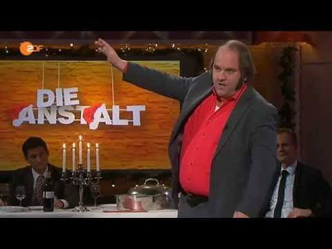 Matthias Egersdörfer - die Anstalt  09.12.2014