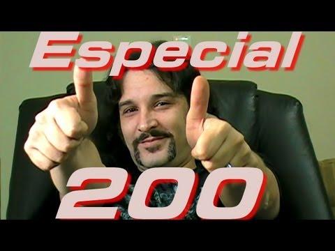 Especial Vídeo 200 - Um passeio pelo canal
