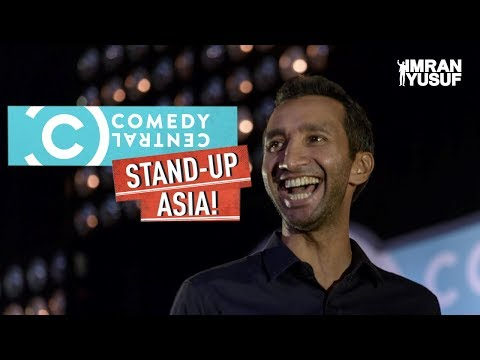 Imran Yusuf - Comedy Central Asia