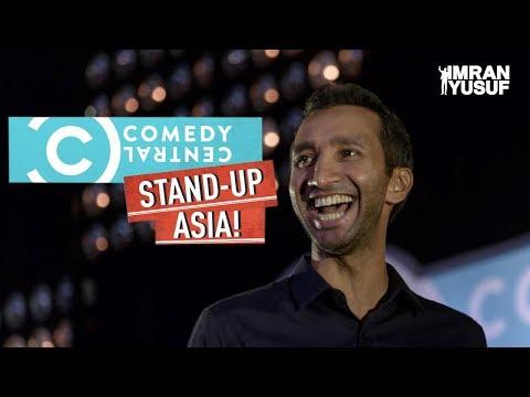 Imran Yusuf - Comedy Central Asia