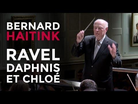 RCM Symphony Orchestra & Chorus: Bernard Haitink conducts Ravel Daphnis et Chloé