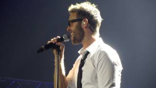 Charly Luske - This is a man's world (Linda Kippenvel concert)