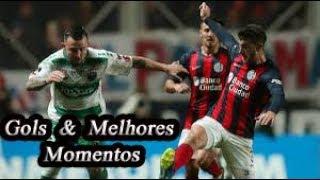 Deportes Temuco x San Lorenzo - Gols & Melhores Momentos - Copa Sul-Americana 2018