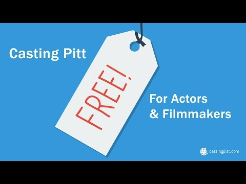 A Free Network for Independent Actors and Filmmakers