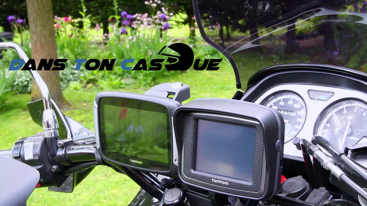 test gps moto tomtom rider 400 premium danstoncasque youtube. Black Bedroom Furniture Sets. Home Design Ideas