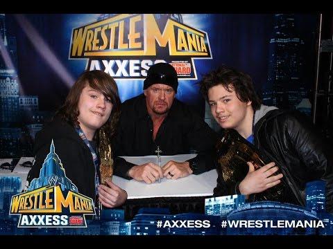 Wrestlers we've met