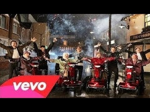 One Direction - Through The Dark (Official Music Video)