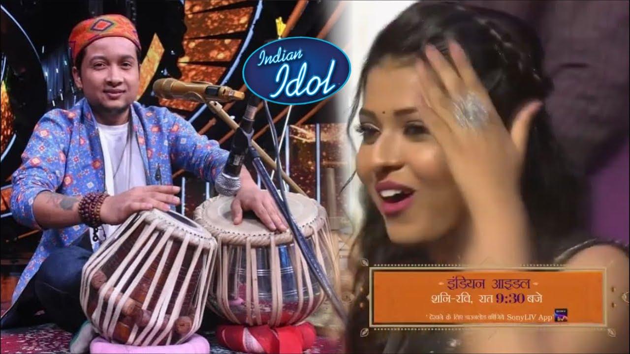 Pawandeep Rajan Latest Tabla Performance   Arunita Kanjilal Hue Shocked   Bappi Lahri Indian Idol 12