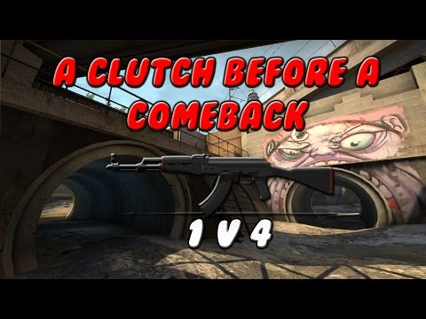 A CLUTCH BEFORE A COMEBACK_1 V 4_OVERPASS