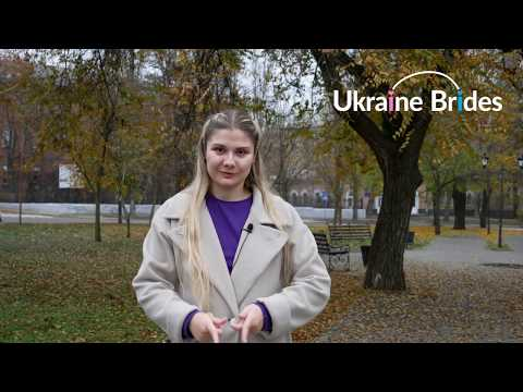 What do Ukrainian ladies look for in a man? from YouTube · Duration:  3 minutes 2 seconds