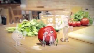 Смешные овощи
