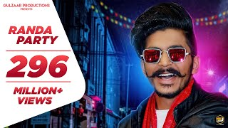 Randa Party Gulzaar Chhaniwala Free MP3 Song Download 320 Kbps