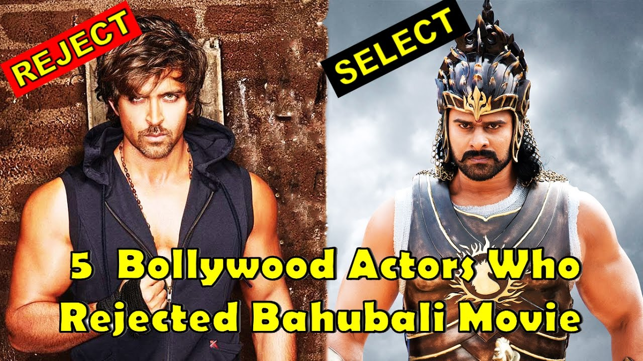 Download 5  Bollywood Actors Who Rejected Bahubali Movie | 2017