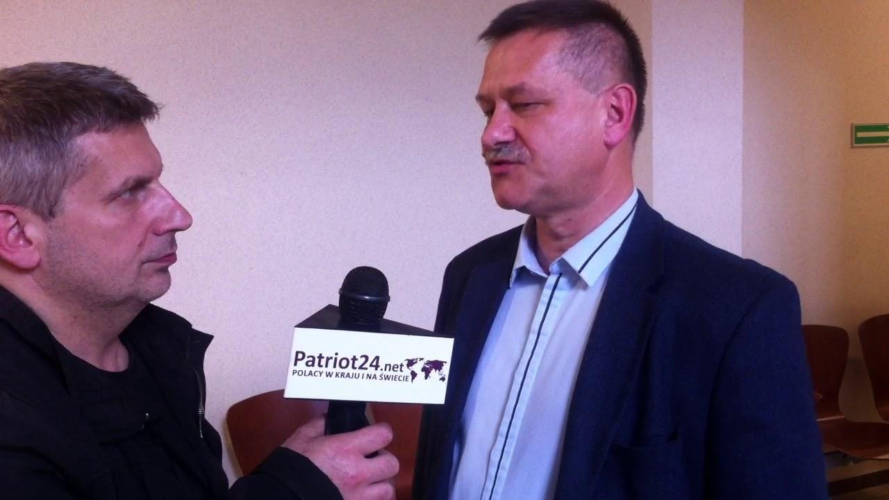 PATRIOT24 NEWS: Świadkiem ataku na redaktora Patriot24.net jest prezes ZAMPAP-u