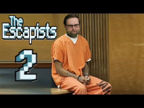 ОБЫЧНЫЙ ДЕНЬ В ТЮРЬМЕ ► The Escapists 2 #5