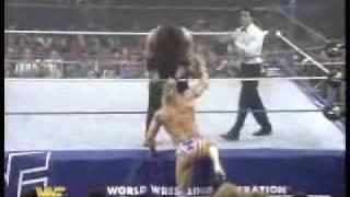 WWF Diesel vs Lex Luger