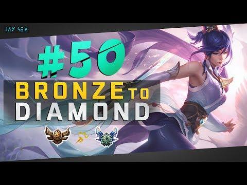 New Voting Format | Soaring Sword Fiora Top | Depths of Bronze to Diamond Episode #50