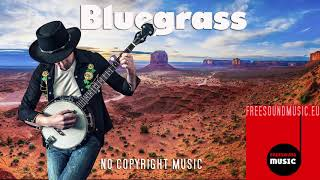 Crazy Banjo  - no copyright bluegrass, royalty free country music