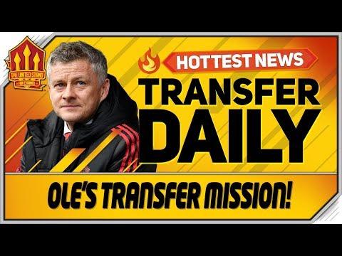 Solskjaer Targets 6 More Transfers Man Utd Transfer News
