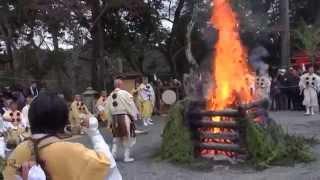 2015 吉野金峯山寺 採灯大護摩供 Mt. Yoshino Kimpusen-ji shugendo homa