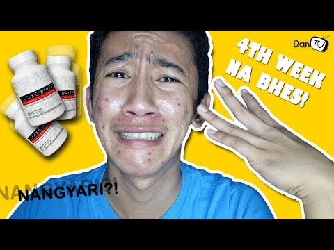 ✅Luxxe White Glutathione: 4th Week Review (Last na to!) | Dan TV