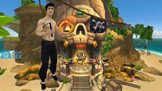 iGameMix😀TEMPLE RUN 2 Fullscreen✔️Bruce Lee In Pirate Cove Map*Gameplay Kid#274