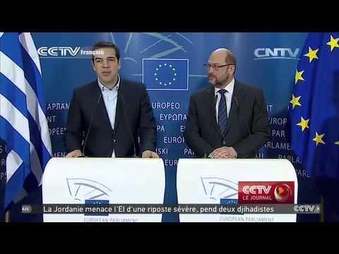 Europe: marathon diplomatique pour le nouveau gouvernement grec