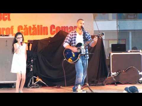 Pavel Stratan si Cleopatra - Fratiorul meu LIVE Concert Falticeni [2013]
