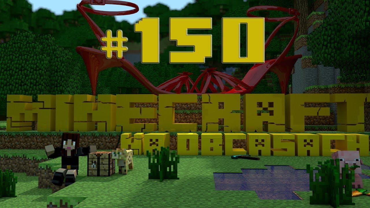 Minecraft na obcasach – Sezon II #150 – Bijemy smoka po raz trzeci