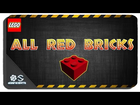 Lego Jurassic World - How to Get All Red Bricks Location Guide