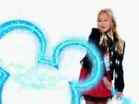 Disney Channel commercial Amy Bruckner