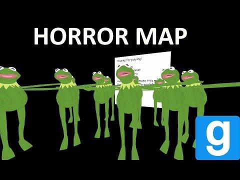 WORST HORROR MAP ON GMOD! - Garry's mod