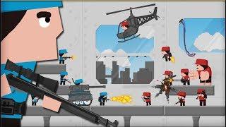 СОЗДАЕМ АРМИЮ КЛОНОВ  мультик игра для детей НОВЫЕ КЛОНЫ   Clone Armies