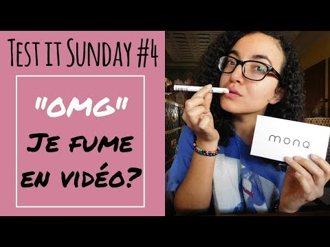 Test it Sunday #4 : Smoking essential oils? : واش بديت كاندخن ؟