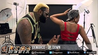Demarco - Up, Down {Dancehall Brukout Vol1} ▶R-DM Digital Inc ▶Dancehall 2016