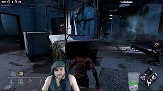 Dead by Daylight RANK 4 SURVIVOR! - HE CANT SEE ME?!