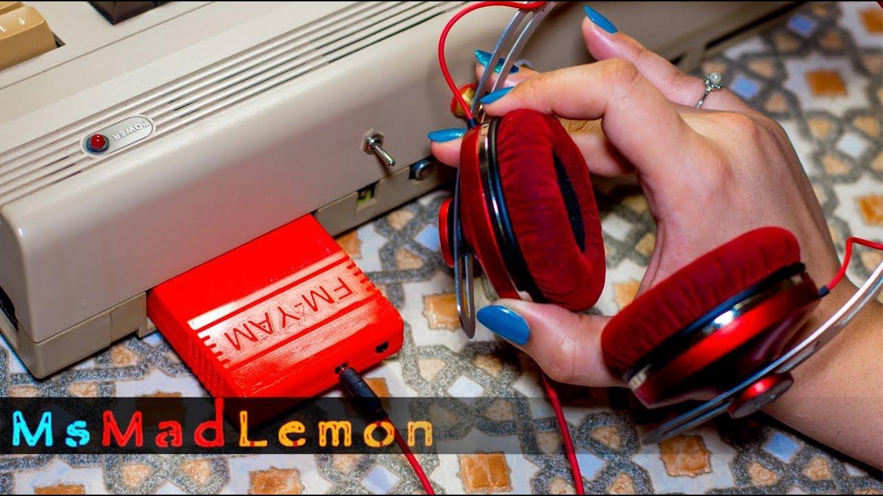 FM-YAM Sound expander - Commodore 64