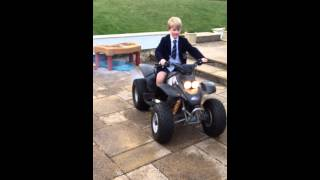 Kids quad bike Quadzilla R100 for sale not ktm suzuki yamaha 7/3/2014