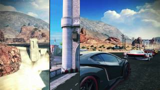 Asphalt 8: Airborne Launch Trailer